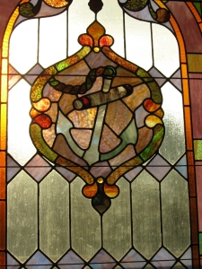 Stained glass anchor-1